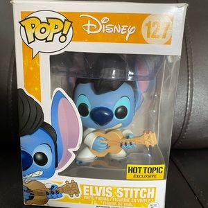 POP! Funko Disney's Elvis stitch